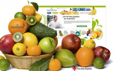 Orangina Scheweppes / Com. Interna / Compartimos el gusto por lo natural / Creatividad interactiva