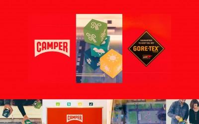 GORE-TEX / Acción Retail Camper / Instalación Interactiva / Project Manager